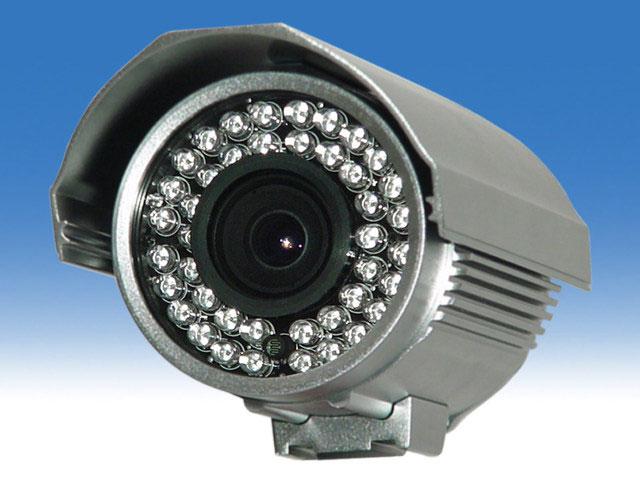 赤外線カラーカメラ (41万画素)