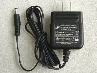 24V ACアダプター [0.75A/18W]