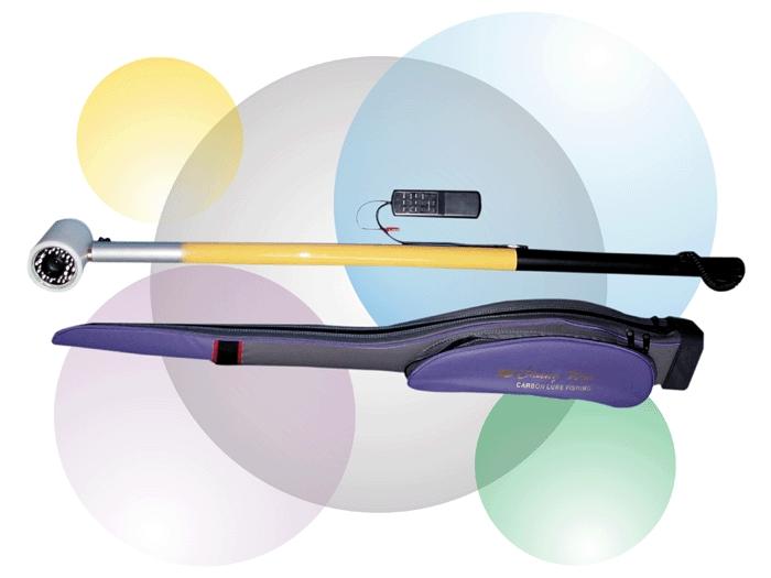 ロット水中監視カメラセット (WATER-7000SET)