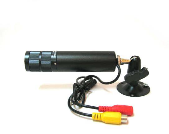 小型監視バリフォーカルカラーカメラ【PI-C16SBC】