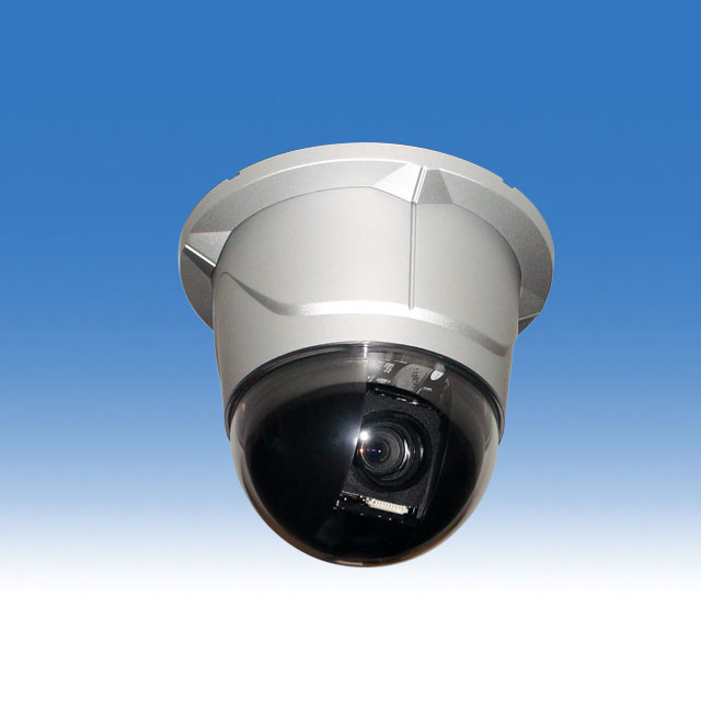 PAN/TILTドームカメラ【PEC-ED550H】