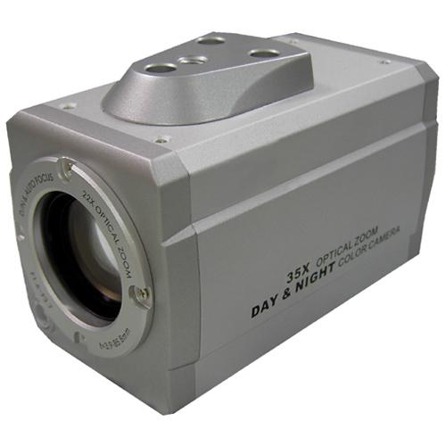 41万画素 35倍光学ズーム デイナイトカメラ