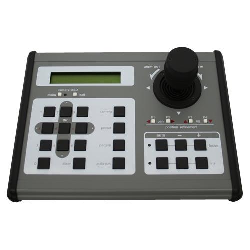 PTZキーボードコントローラ
