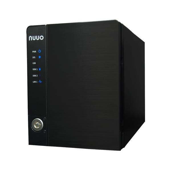 NASベース型ネットワークレコーダー(NVR)