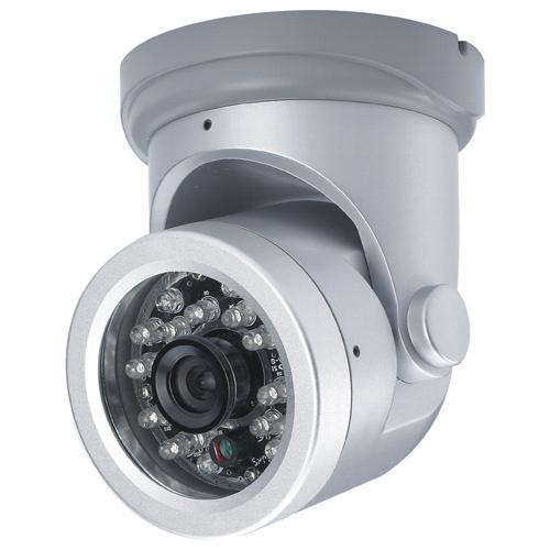 25万画素防水暗視センサーライト付きカメラ