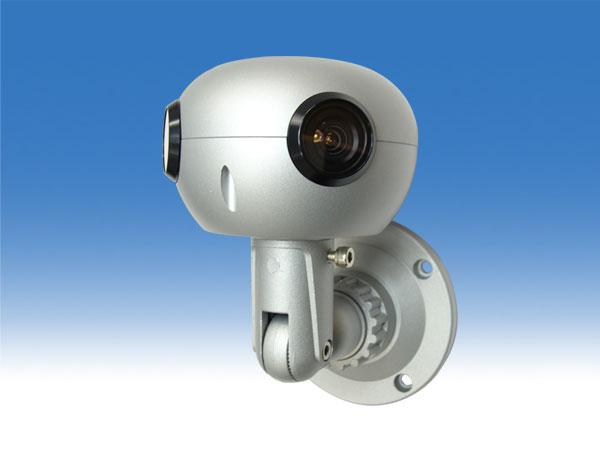 41万画素ドーム型パノラマカメラ 2画面ワイド表示タイプ(DCO-DU0202SW)