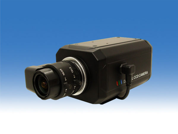 41万画素 DAY & NIGHT CCDカメラ フリッカレス機能搭載