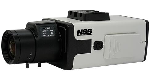 ワンケーブルフルHDボックス型カメラ 【SNSC-HD7000VP-F】