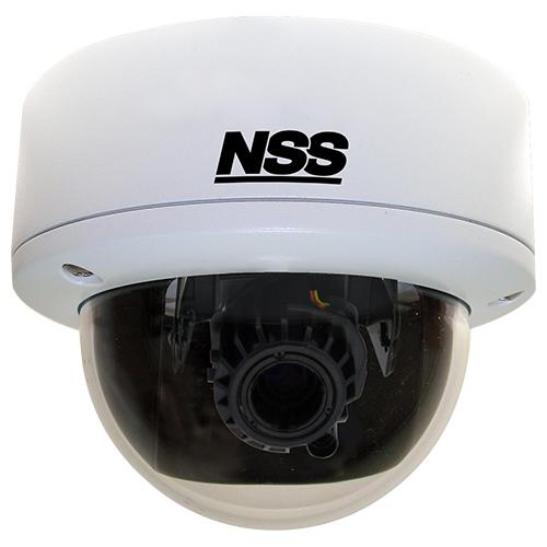 ワンケーブルフルHD防水耐衝撃バリフォーカル ドームカメラ【SNSC-HD7031VP-F】
