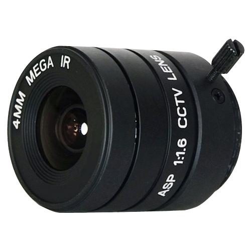 3メガピクセル対応マニュアルアイリス固定レンズ【SNSL330M】