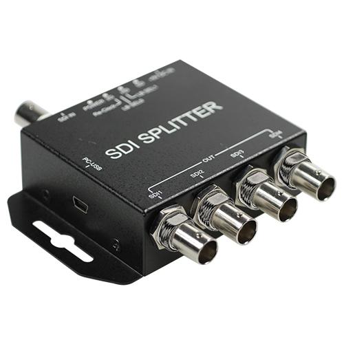 3G-SDI映像分配器 4分配【SNSEHSP4】