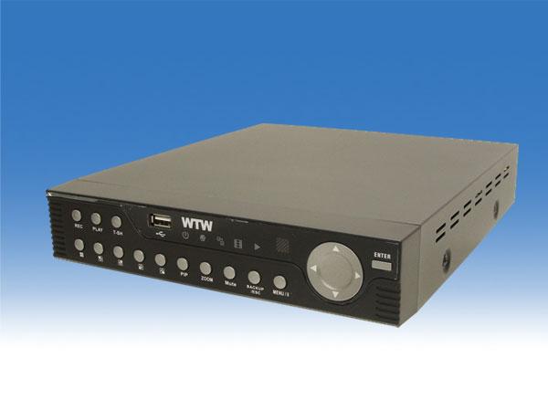 8ch DVR デジタルレコーダー【DVR-H6084SP】