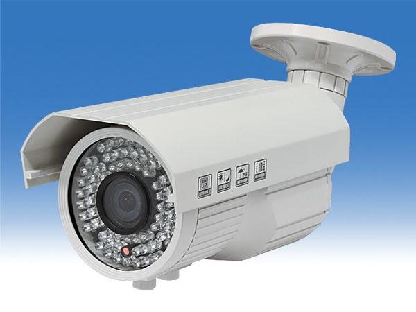 多機能 広角レンズ搭載夜間暗視カメラ 【41万画素】 WTW-R72H2