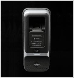 指紋認証補助錠 『アンシモン』 YCF-6201