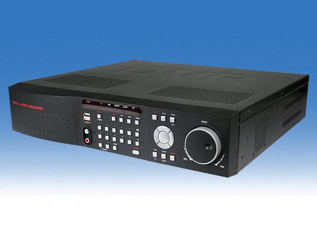 【H.264】 4Chデジタルレコーダー(DVR) <在庫限定特価>